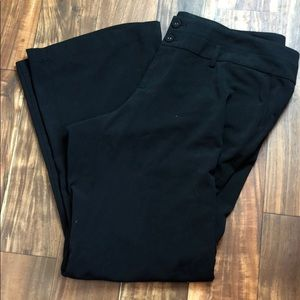 Black old Navy dress pants
